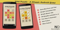 2048 Puzzle – A Classic Android Game