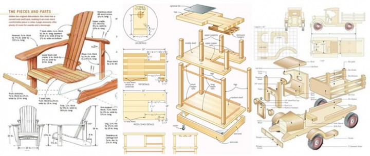 DIY Woodworking Projects Plans